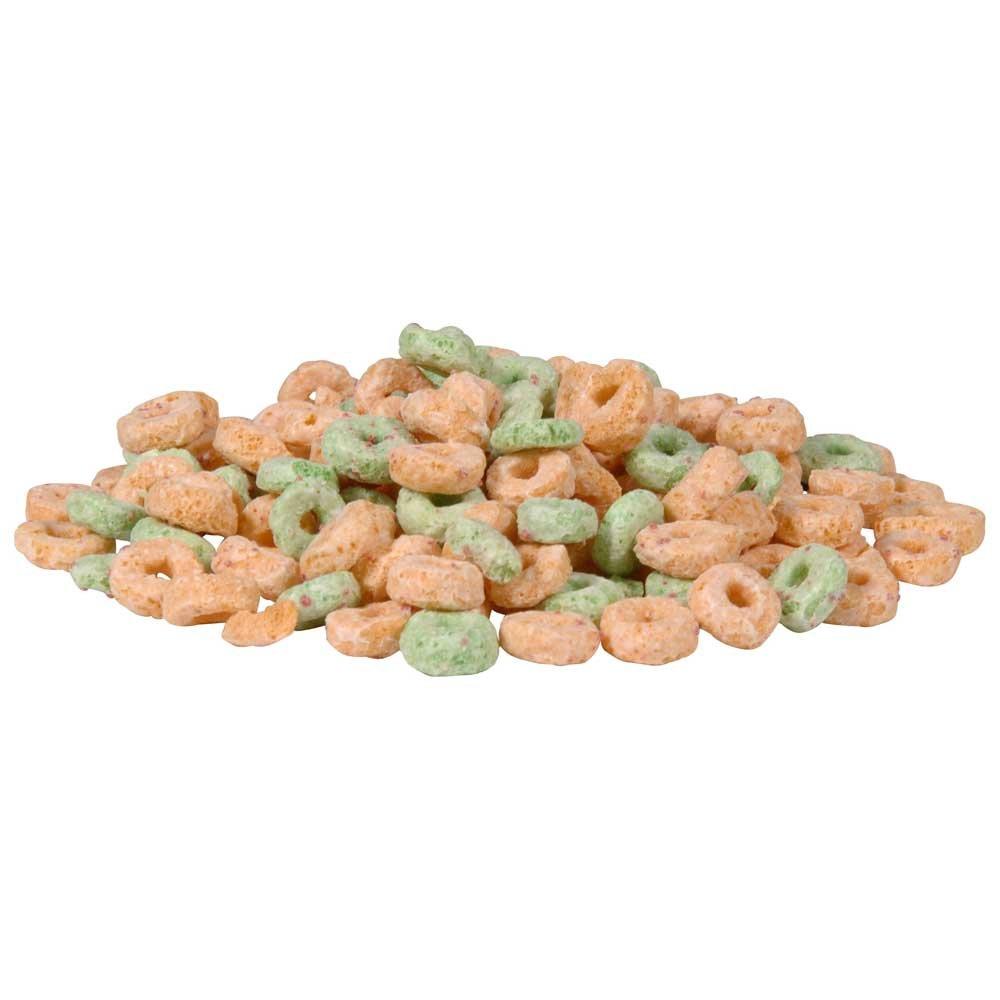 Kelloggs Apple Jacks Cereal, 17 Ounce -- 12 per case.