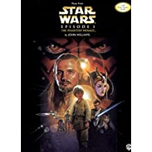 Star Wars Episode I The Phantom Menace: Piano/Vocal/Chords (Star Wars, 1)