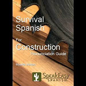 Survival Spanish for Construction Audiobook