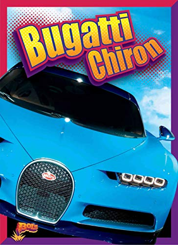 Bugatti Chiron (Epic Cars) por Julia Garstecki,Stephanie Derkovitz