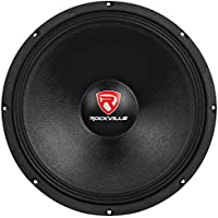 Rockville RVP15W4 1000 Watt 15 Raw DJ Subwoofer 4 Ohm Sub Woofer 51OZ Magnet