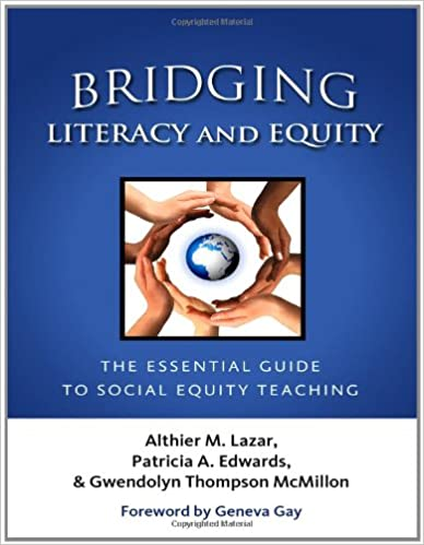 """""NEW"""" Bridging Literacy And Equity: The Essential Guide To Social Equity Teaching (Language And Literacy Series). billetes Glennon about producto Bicolor"