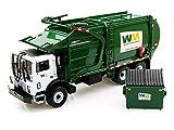 Waste Management Mack Front-end Loader with trash bin 1/34