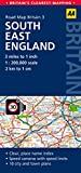 South East England Road Map (AA Road Map Britain#3)