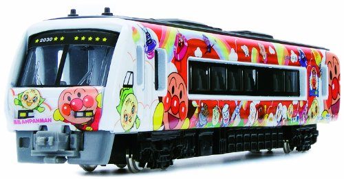Diamond pet Anpanman train orange DK-7126 (renewal) (japan import)