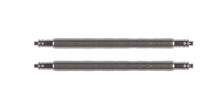 1 Paar Federstifte Federstege 1,5 mm Lederarmband Uhrenarmband Uhr