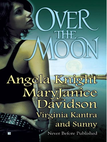 Over The Moon (Mageverse series) (Virginia Light 6)