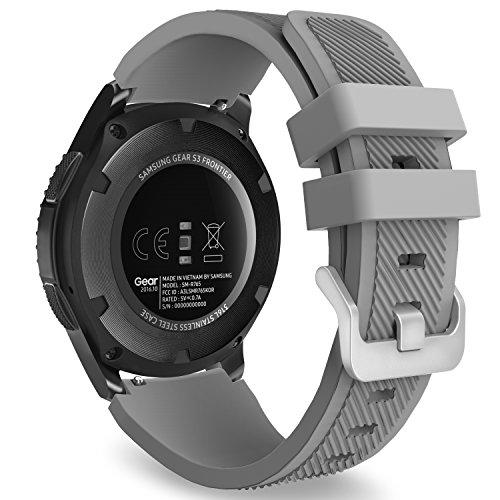 Malla Para Reloj Huawei Watch Gt 46mm - Gray