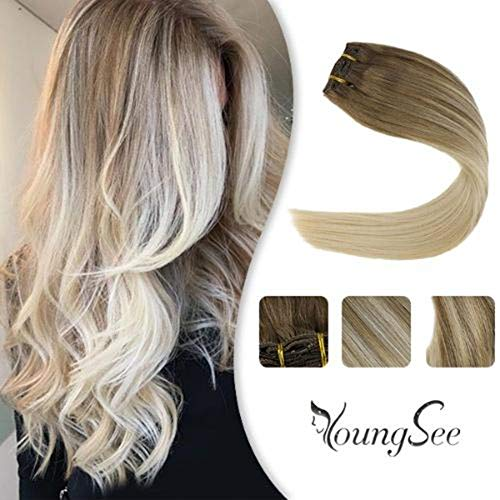 YoungSee 20inch Extensions Balayage Platinum product image
