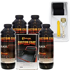 Custom Coat Black 4 Liter