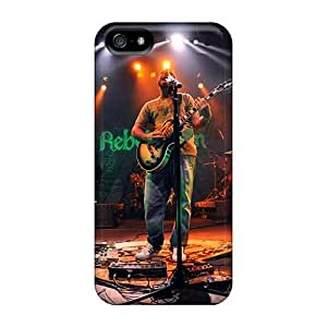 Shock-Absorbing Hard Cell-phone Case For Iphone 5/5s (Avr16529tbcz) Unique Design Realistic Dave Matthews Band Pictures
