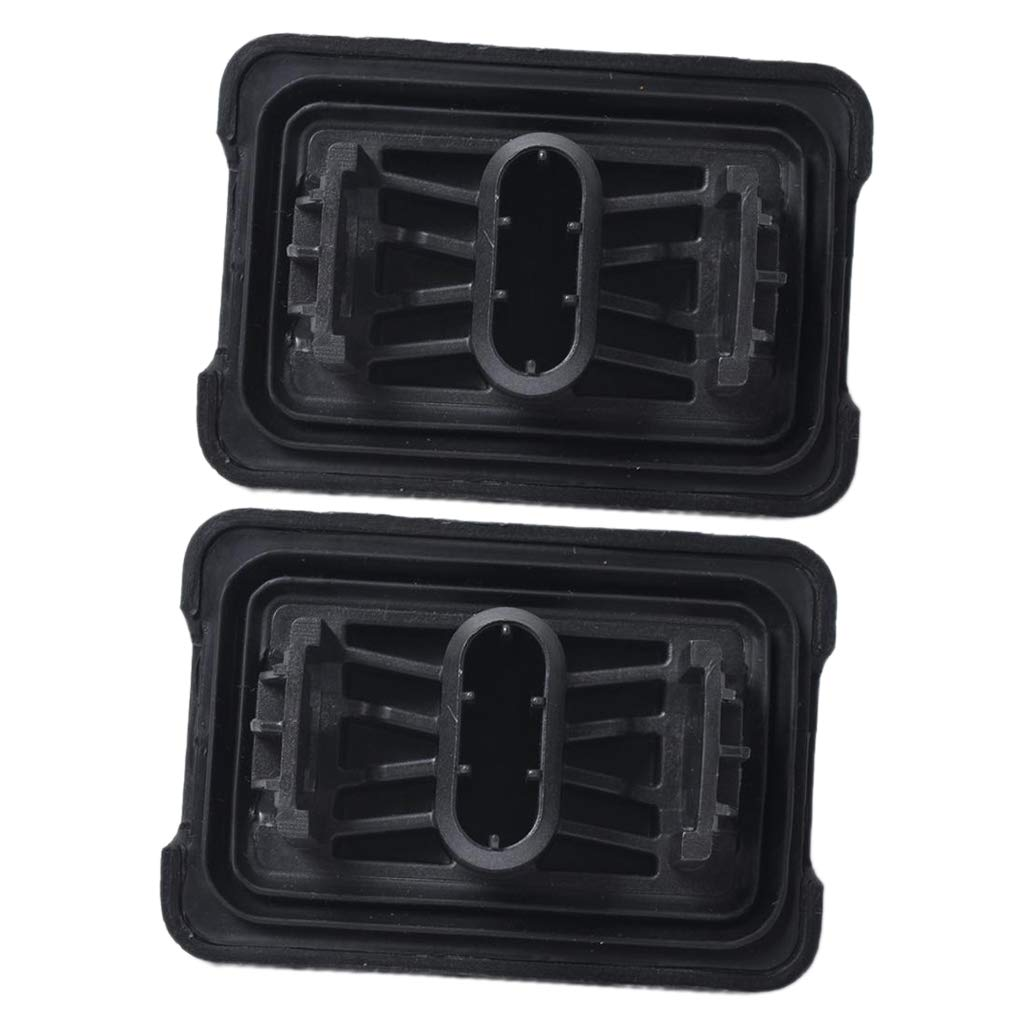 Baosity 2Packs Jack Plug Under Car Support Pad for BMW 1 3 4 6 Series 51717169981