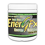 EnerGFX™ Healthy Energy Booster Energy Drink with Vitamins, Minerals, Amino Acids, and more! Review