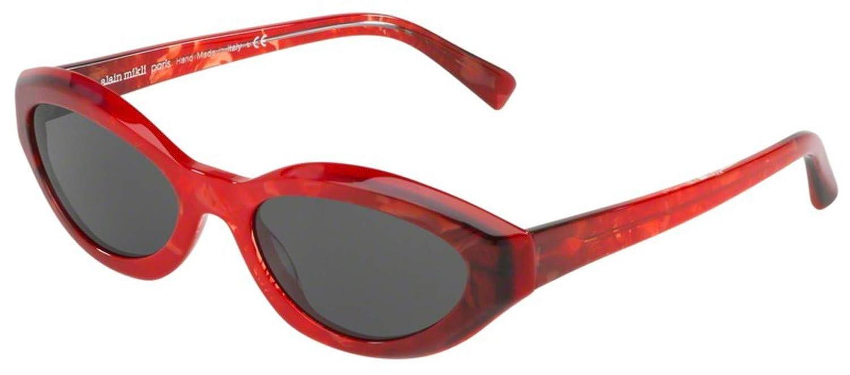 Sunglasses Alain Mikli A 5038 008//87 ROUGE NOIR MIKLI