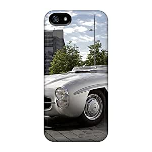 MOI10227YAif Cases Skin Protector For Iphone 5/5s 1957 Mercedes 300sls With Nice Appearance