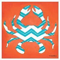 Thirstystone 4-Piece Crabby Coaster Set