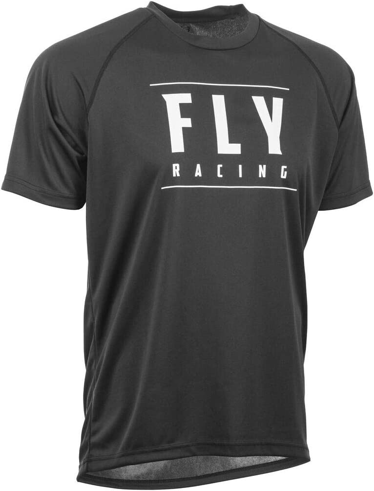 Fly Racing Action Jersey Black//White