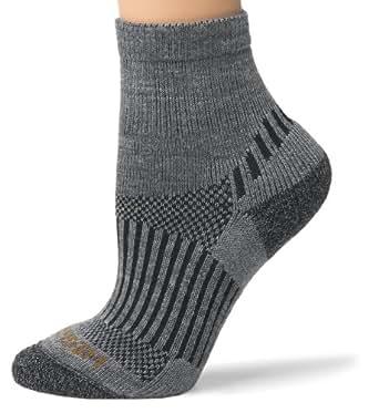 Merino / Silk Scout Socks - L - GREY