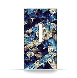 Nokia Lumia 920 TPU Silicone case with Digital Art Abstract Design