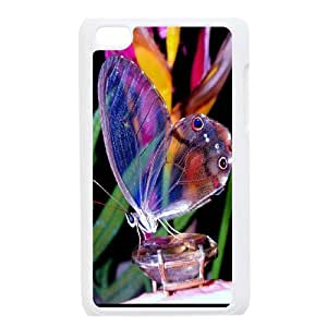 Ipod Touch 4 Phone Case Colourful Butterflies S4S3349720