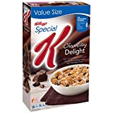 Special K Kellogg's Cereal, Chocolaty Delight, 18.5 Ounce