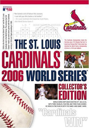 The St. Louis Cardinals 2006 World Series Collector's Edition by A&E