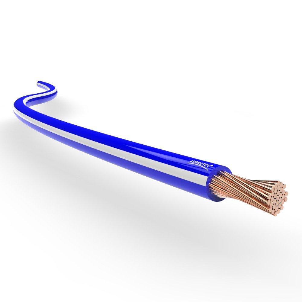 AUPROTEC/® Fahrzeugleitung 0,75mm/² 1mm/² 1,5mm/² L/ängen 5m oder 10m 5m 1,0 mm/² schwarz-gr/ün