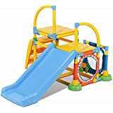 Amazon Com Freestanding Slides Toys Amp Games