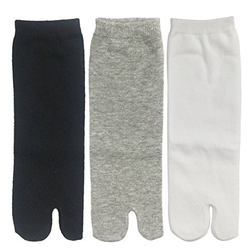 Wrapables Tabi Flip Flop Socks Set