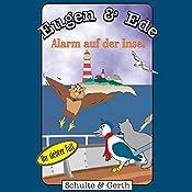 Alarm auf der Insel: Ihr siebter Fall (Eugen & Ede 7) | Olaf Franke, Tim Thomas