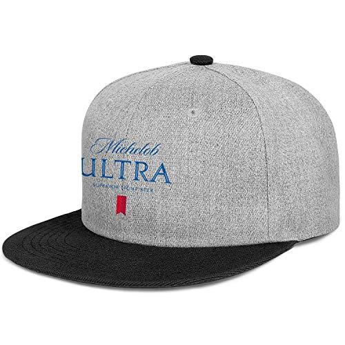 LIXG Anheuser-Busch Beer Budweiser Hat Vintage Trucker Hat Baseball Caps Mesh Back Hats for Men