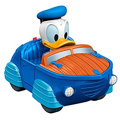 Fisher-Price Disney Mickey & the Roadster Racers, Donald's Surfin' Turf: Toys & Games