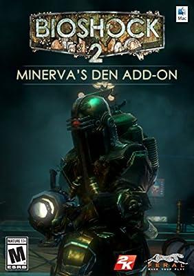 BioShock 2 - Minerva's Den [Online Game Code]
