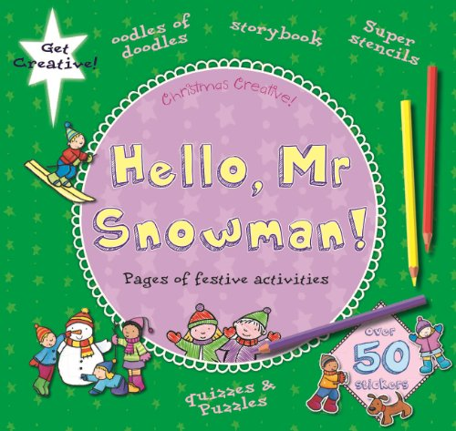 (Hello Mr. Snowman (Create and Celebrate!))