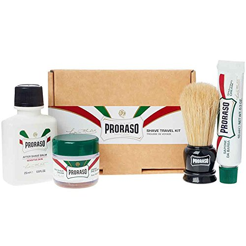 Proraso Shave Travel Kit pcs