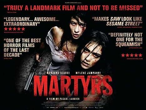 Risultati immagini per martyrs poster