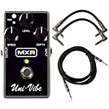 MXR M68 Univibe Effects Pedal w/ 3 Cables