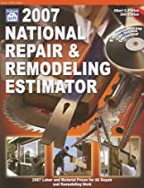 2007 National Repair & Remodeling Estimator (National Repair and Remodeling Estimator)