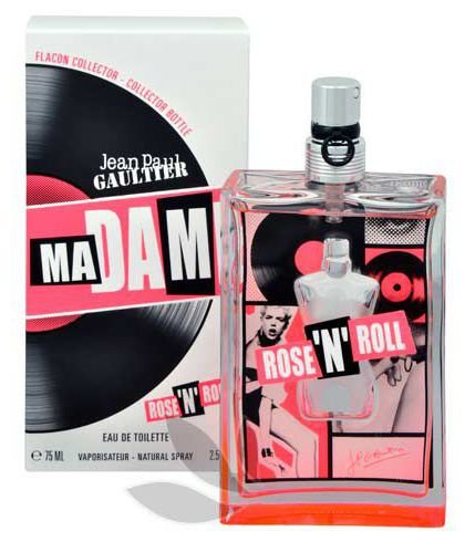 Edt Spray Collectors - Jean Paul Gaultier Ma Dame Rose 'N' Roll Collector EDT Spray 50ml/1.6oz