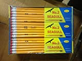 Pencils Pre-sharpened No. 2 HB Pencils with Improved Erasers 144-Pack Deal (Small Image)