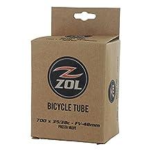 Zol Bicycle Bike Inner Tube 700x35CPRESTA/FRENCH 48mm Valve