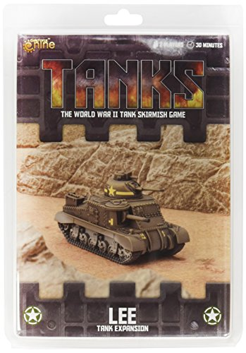 Gale Force 9 Tanks American Lee Tank Expansion Board Games ()