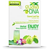 Guava Leaf Tea 20 Individually Wrapped Teabags - Supports Digestion Healthy Blood Sugar Levels Healthy Sleep