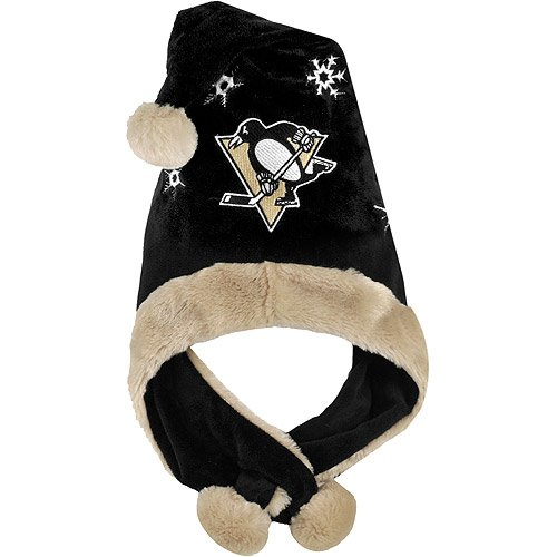 NHL Pittsburgh Penguins Thematic Santa Hat (Hat Santa Thematic)