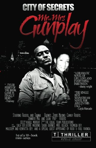 Mr and Mrs Gunplay (City of Secrets) (Volume 1) pdf
