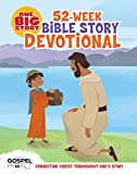 Bring the Bible to life each week of the year!            This unique 52-week devotional is packed with value and includes interactivity kids will love. A Bible story is at the center of each weekly devotion, and a two-to-four minute v...