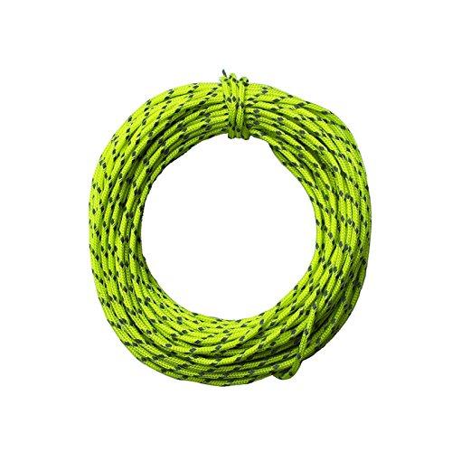 Tsptool 2.5mm Woven for High Strength Reflective Bold Nylon Cord