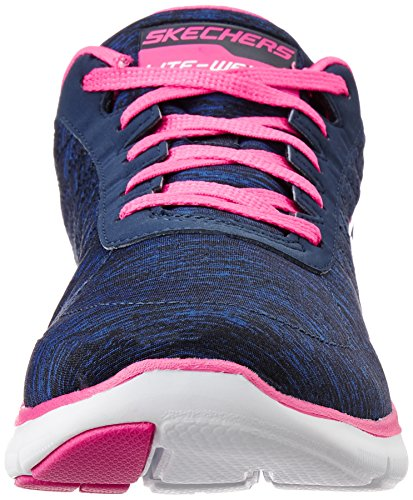 Skechers 2 Femme Appeal Flex Basses Baskets 4Exr4wqz