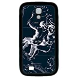 Brian114 Stylish Twelve Constellations Gemini 2 Pattern Case For Sumsung Galaxy S4