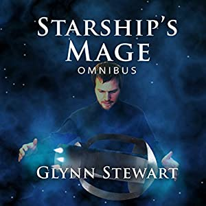 Starship's Mage Omnibus Hörbuch